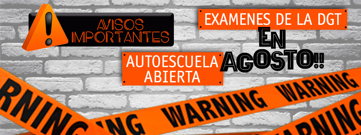 Abiertos_Agosto_Examenes_DGT2020