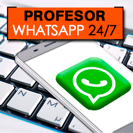 Features 265x265px Profesor Whatsapp